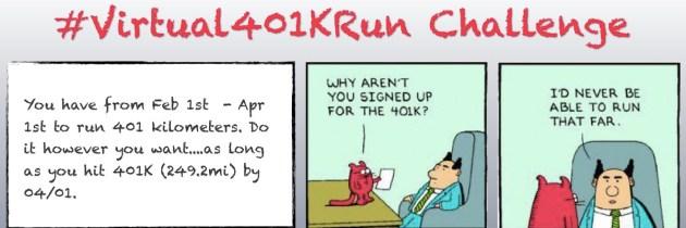 401K Challenge
