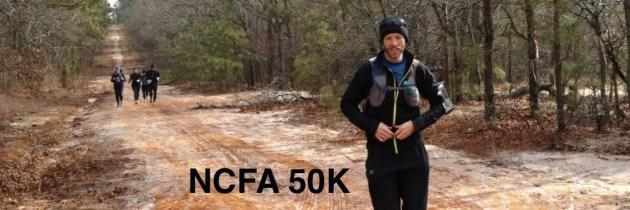NCFA 50K Race Report