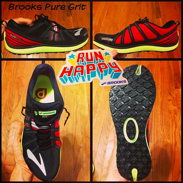 cf4154ba1e5 My first experiences running in Brooks Pure Grit   Shoe Review ...