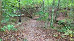 Raven Rock State Park Trail