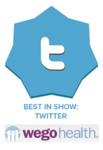 ego health - best in show: twitter