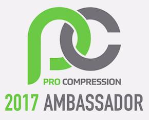 Pro Compression Ambassador.