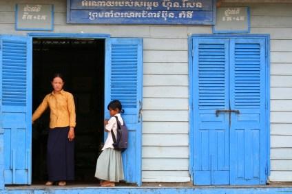 Chong Kneas, Cambodia