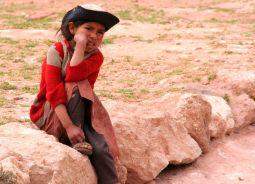 Girl, Peru