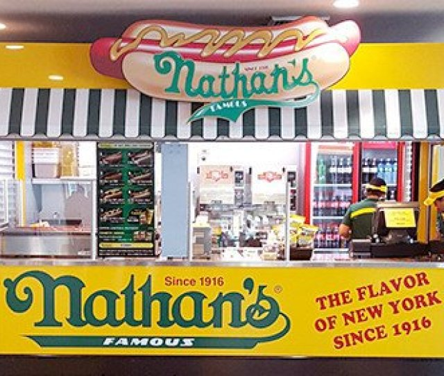 Nathans Famous