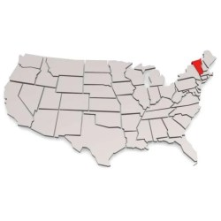 State of Vermont in the United States
