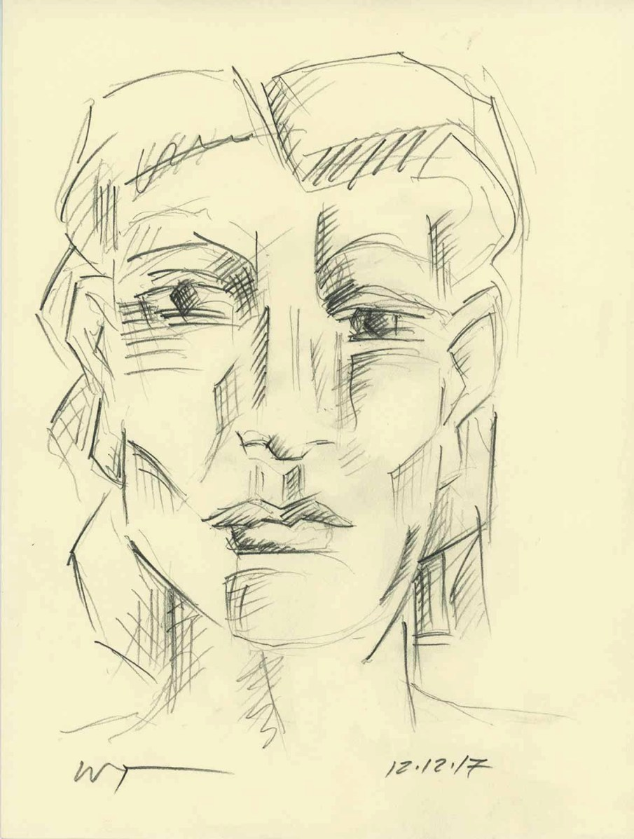 Faces Drawings