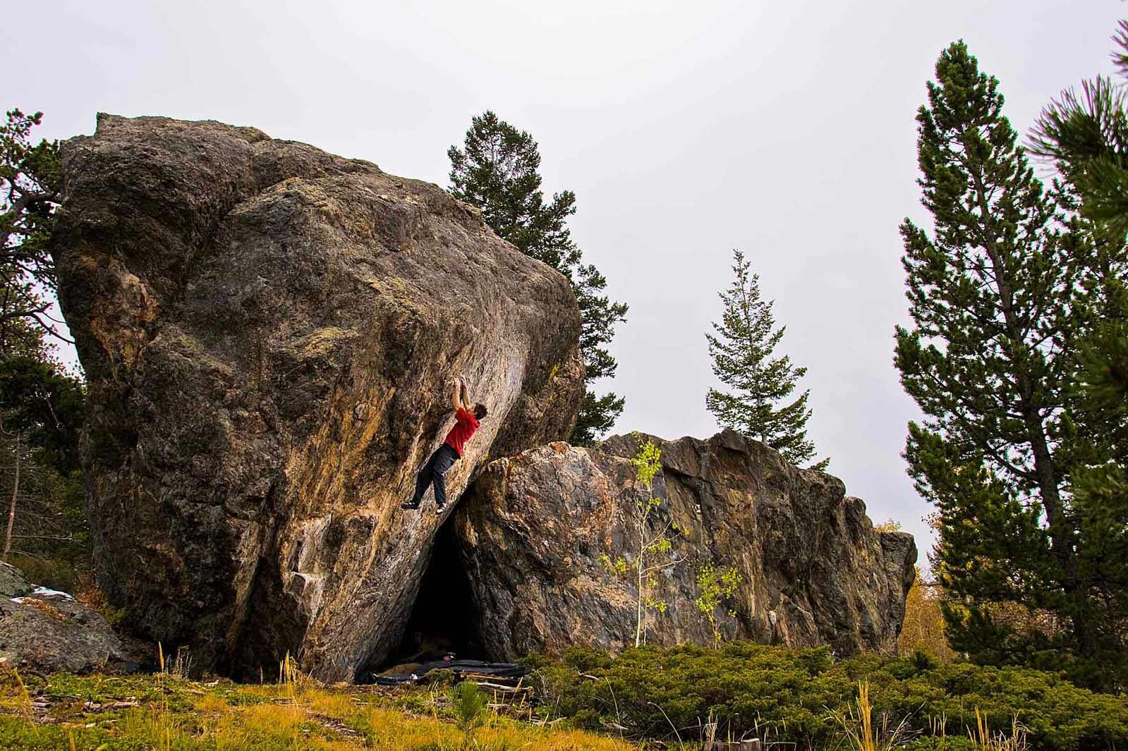 Bouldering Photography Nathan Welton Photo