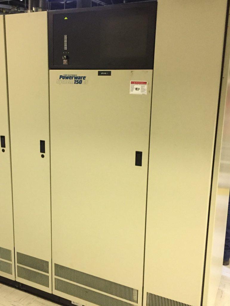 Powerware System 150 UPS