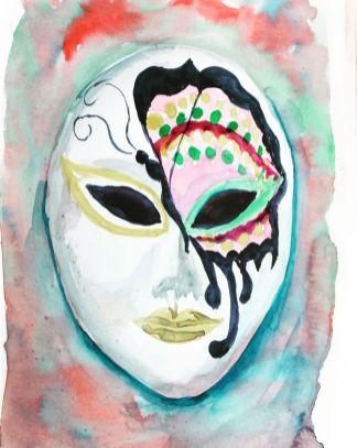 J13- Masques de Venise