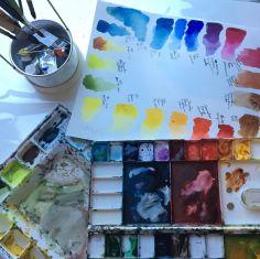 J26 Atelier aquarelle