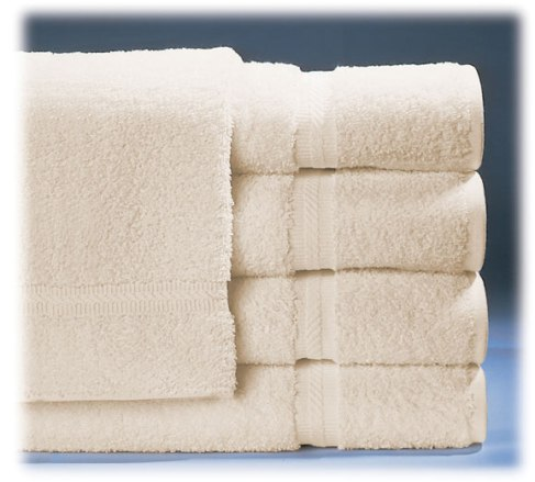Royal Suite Beige Hotel Towels
