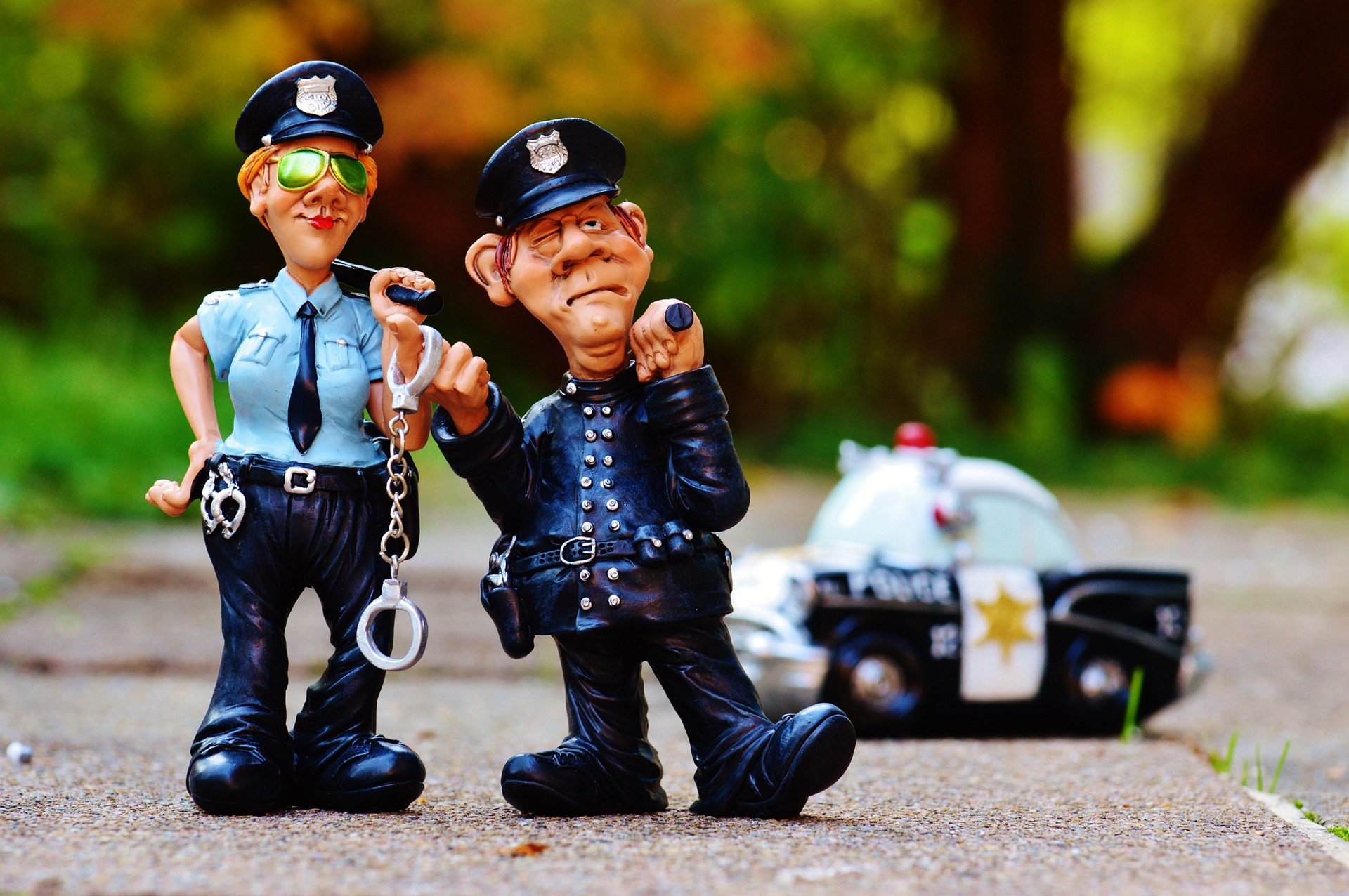 Police Powers Of Search And Seizure