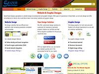 SeizerStyle Designs website