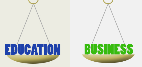 Balance Education & Business