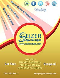 Poster SeizerStyle Summer 2014