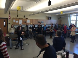 Strategies for Movement in the Classroom