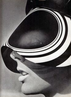Harper's Bazaar, February 1966 P