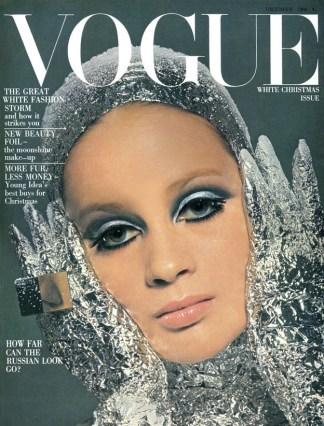 Portada de Vogue 1966