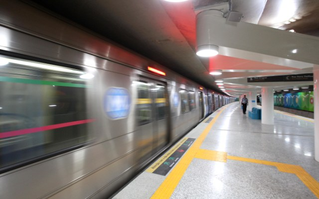 Estação Uruguai do metrô completa um ano | Clarice Castro