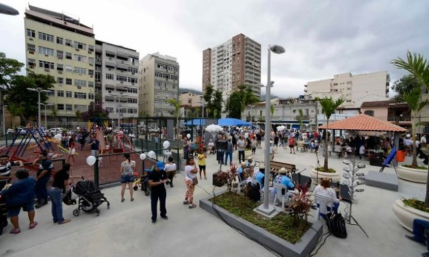Festival de cerveja artesanal com blues e rock na Praça Niterói