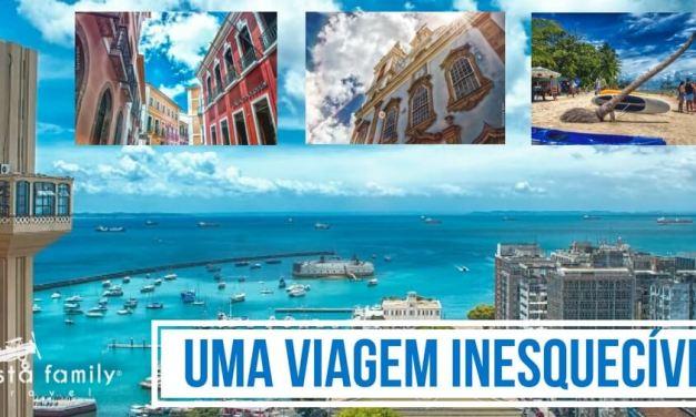 Bahia: Um tour de tirar o fôlego
