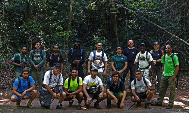 Parque Nacional da Tijuca recebe travessia comemorativa