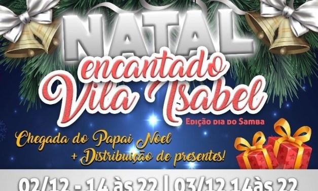 Prefeitura realiza Natal Encantado em Vila Isabel