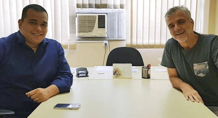 Superintendente da Grande Tijuca realiza sua primeira reunião oficial