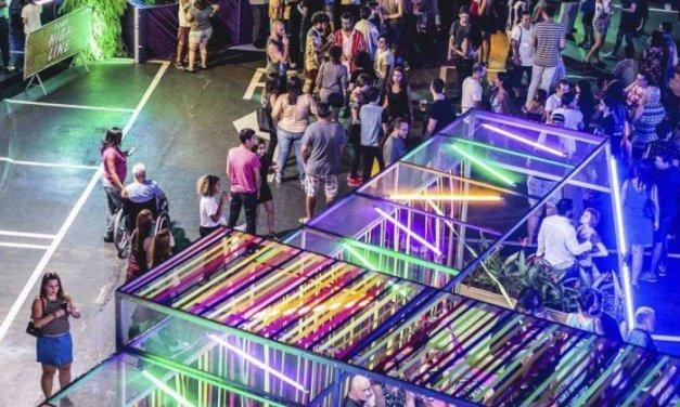 High Line tem últimos três dias de atração no Shopping Tijuca