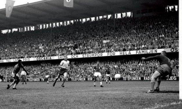 Há 68 anos o Maracanã recebia seu primeiro jogo