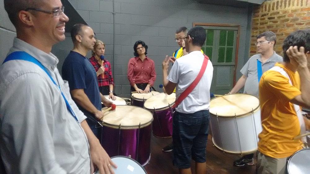Curso-Oficina de ritmos inicia na Tijuca