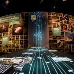 Exposição gratuita e interativa no Centro de Visitantes Paineiras