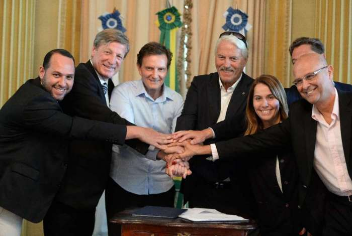 Rio será a sede dos Jogos Pan-Americanos Master 2020