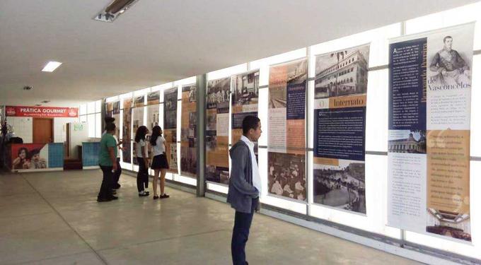 Exposição Memória Histórica chega ao campi Tijuca I