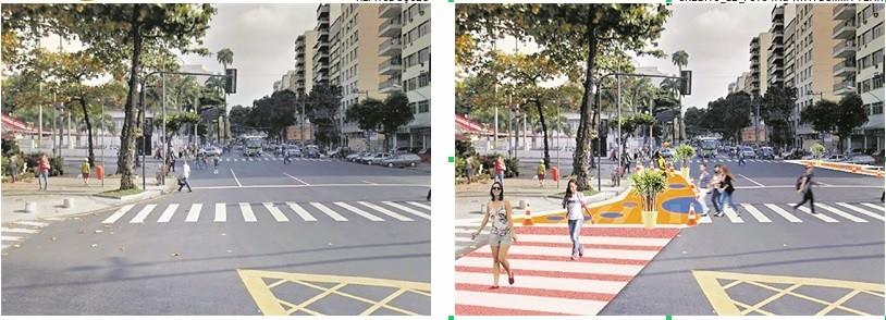 Crivella quer começar intervenção urbanística na Tijuca