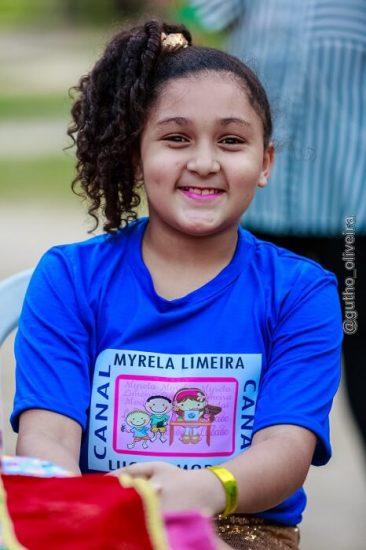 Atriz Myrela Limeira - Foto Gutho Oliveira