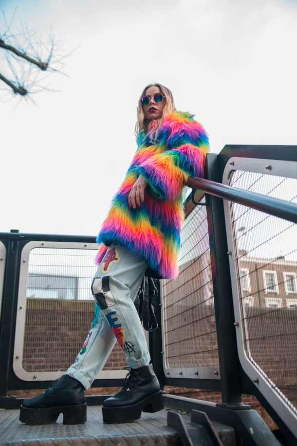 rainbow isolated heroes coat natinstablog