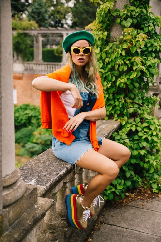 current mood rainbow platform shoes-10