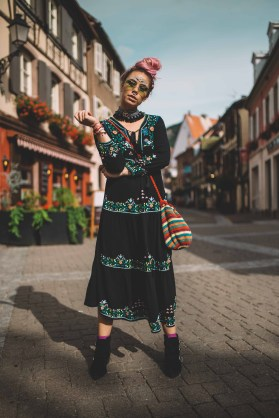 asos embroidery dress maxi