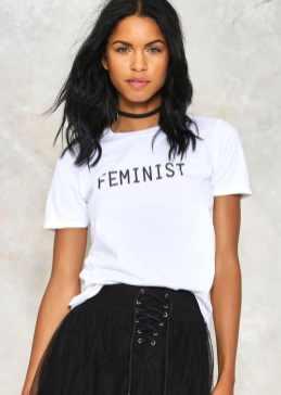 NASTYGAL-FEMINIST