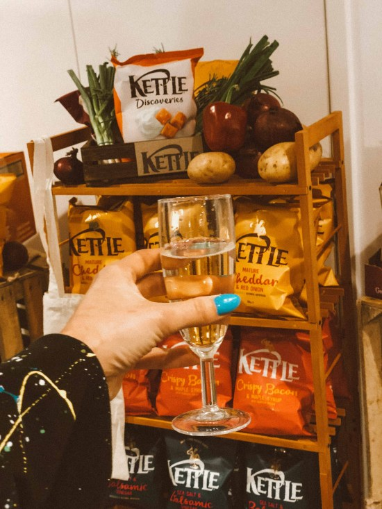 kettle press day