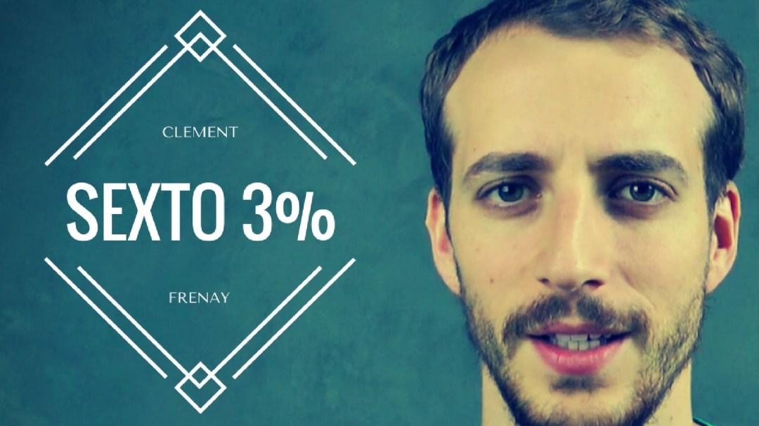 Sexto 3%