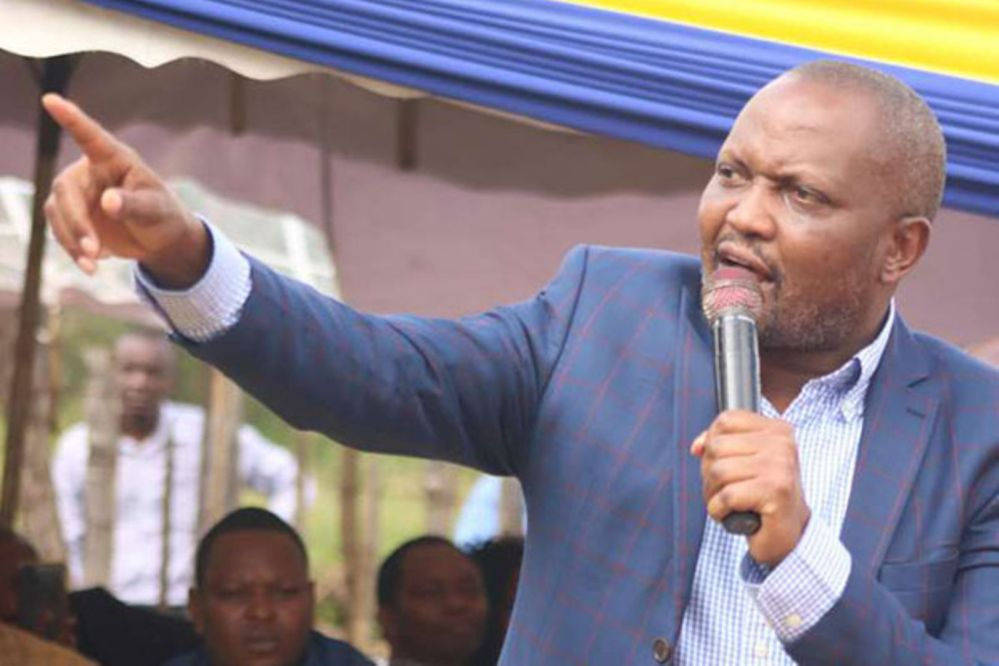Moses Kuria hits out at Uhuru over Mt Kenya leadership | Nation