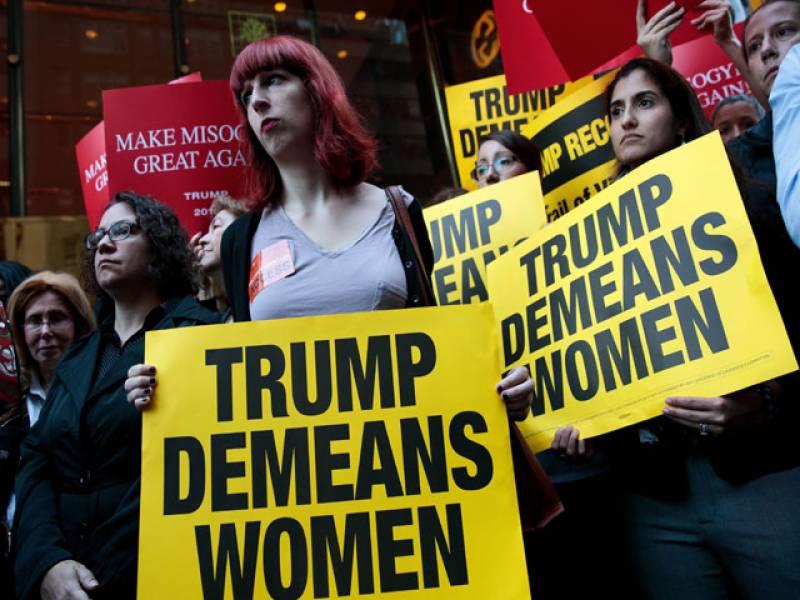 Resultado de imagen de women against trump