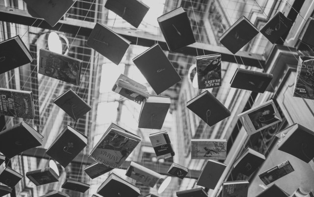 Books in the Air
