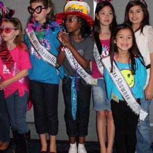 2012 NAM Birthday Theme Rehersals - Bradley Jenkins, Miss Greensboro Jin Mei Howell Young, Miss Oakland  Marissa Hitt, Miss Shawnee Ryanne Hernandez, Top Model, Casual Wear, South Texas
