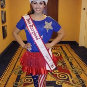 Miss MD Jr. Teen headed to Patriotic Rehearsal
