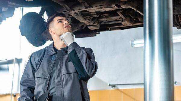 Post Repair Car Assessing