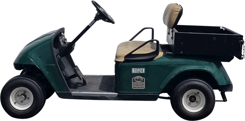 2003 EZGO TXT Green Electric